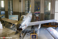 MM55-4868 51-62 - 221-108 - Italian Air Force - North American FIAT F-86K Sabre - Italian Air Force Museum Vigna di Valle, Italy - 160614 - Steven Gray - IMG_0952_HDR
