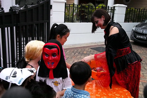 Halloween 2016 at Woodgrove, Woodlands, Singapore