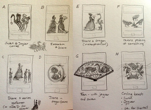 Tremontaine S2E1: Thumbnails