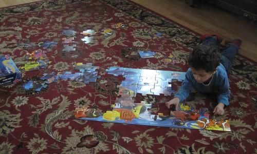 undersea puzzle