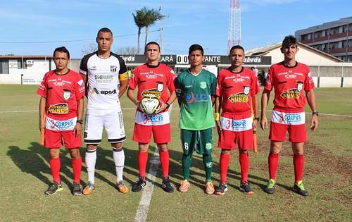 Ceará 0 x 2 Floresta - 09/11/2016 - Taça Marcelo Vilar Sub-20