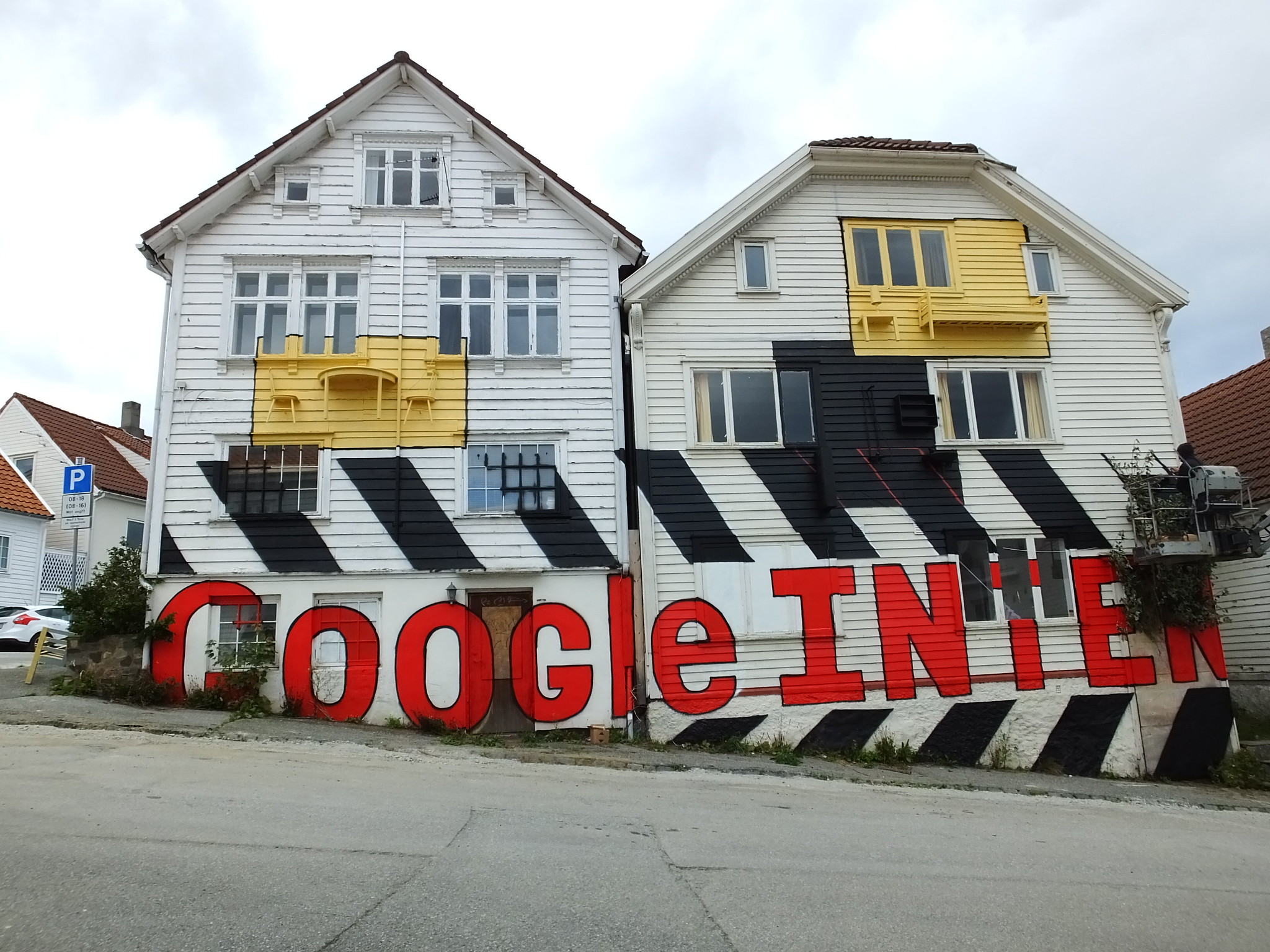 Nuart: MTO Google Server Error