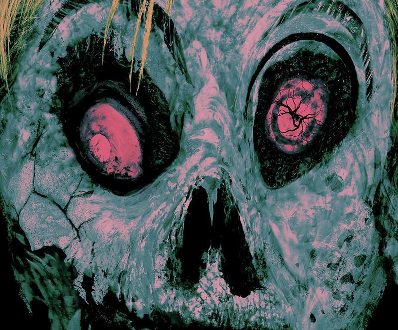 Aeron Alfrey - Ghoul (detail)