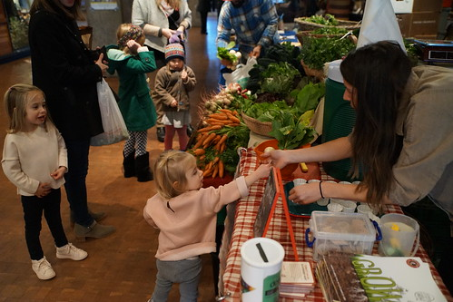 November 12, 2016 Mill City Indoor Farmers Market