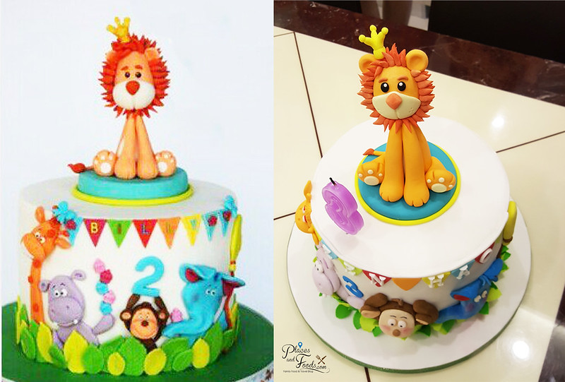 catherine cakery hao cake comparison