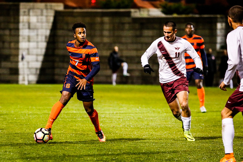 SU Soccer: Syracuse vs. Virginia Tech
