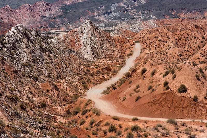 Our way to travel - Parque Nacional los Cardones