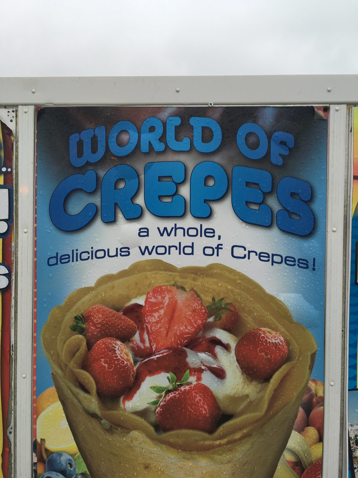 World of Crepes