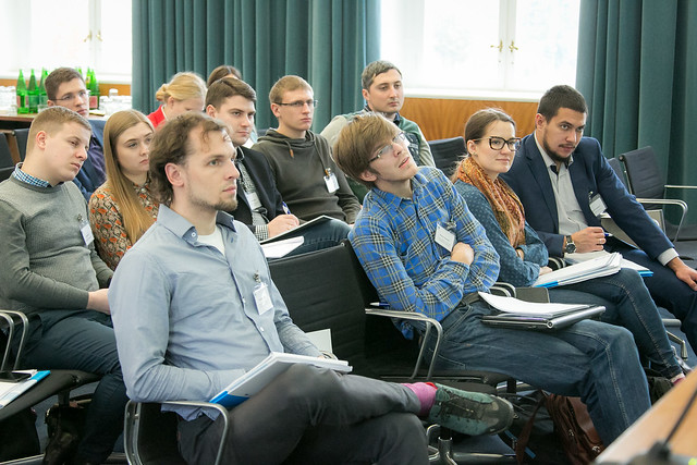 16.11 Visit of a Delegation of Young Scientists from Universities of the Russian Federation