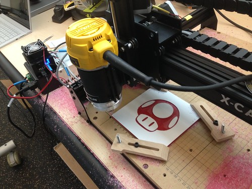 X-Carve Carving HDPE (Finally)