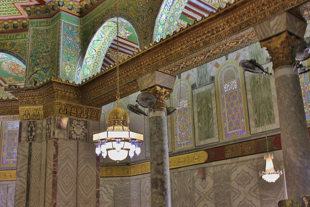 Dome of the Rock Chandeliers