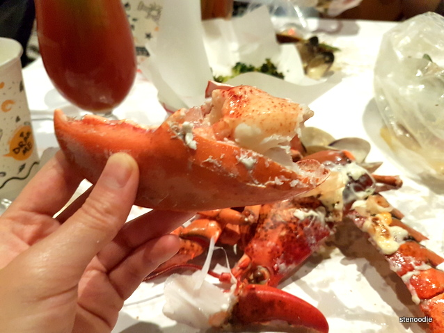 Halifax Baked Lobster