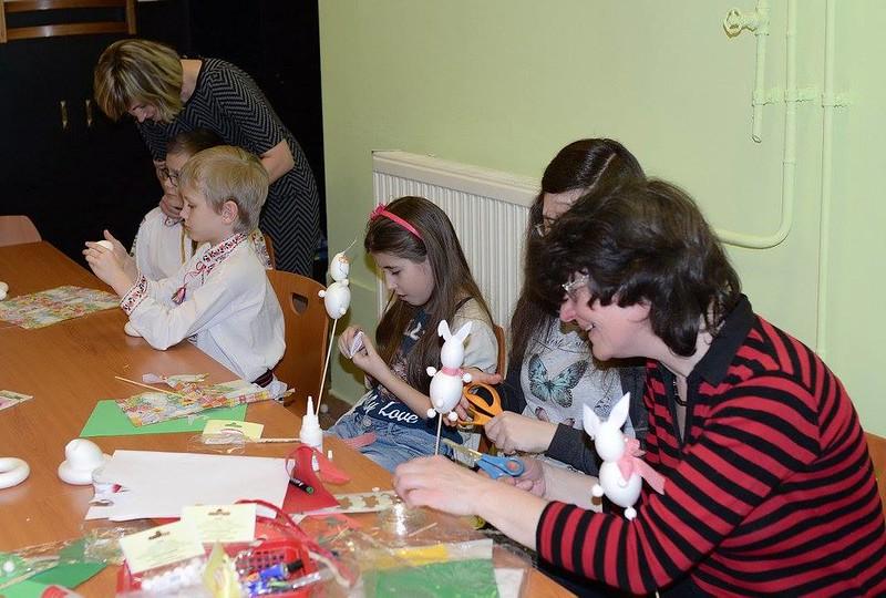 Ruszin Húsvéti előkészületek c. hagyományőrző ünnepség