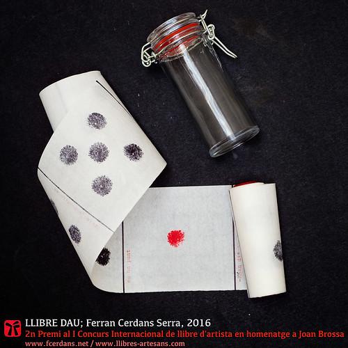 El Llibre Dau i el seu envàs; Ferran Cerdans Serra, 2016