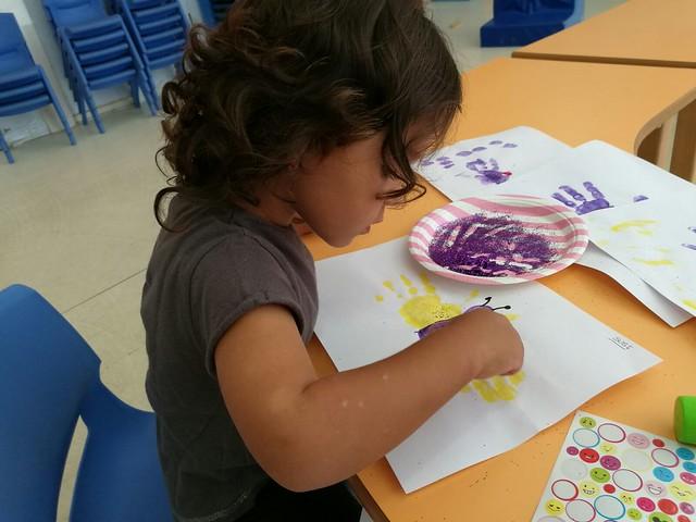 Otoño en Novaschool Granada 2 años