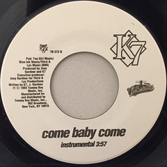 K7:COME BABY COME(LABEL SIDE-B)