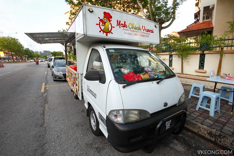 Mak Chick Yunai Food Truck TTDI