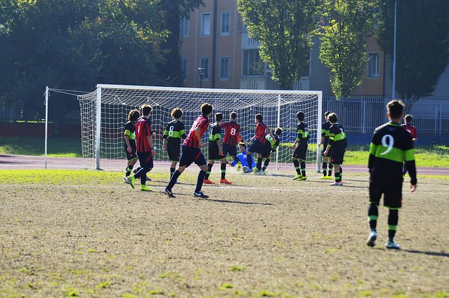 Allievi Regionali Elite, Virtus Verona - Abano 2-1 - 0