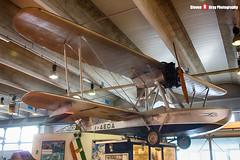 I-AEDA - 5611 - Private - Savoia-Marchetti S-56A - Italian Air Force Museum Vigna di Valle, Italy - 160614 - Steven Gray - IMG_9969_HDR