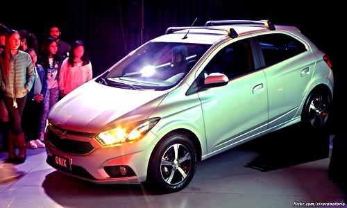 Chevrolet Onix - Lanzamiento en Chile