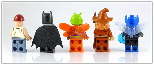 LEGO SuperHeroes DC Comics 76054 Batman Scarecrow Harvest of Fear figures03