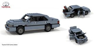 Toyota Camry Sedan - V20 (1986)