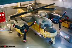 MM136556 41-6 - 465 - Italian Air Force - Grumman S-2F Tracker - Italian Air Force Museum Vigna di Valle, Italy - 160614 - Steven Gray - IMG_0877_HDR