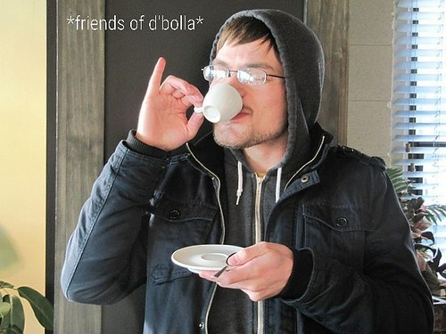 *friends of d'bolla* January 2011. Tag yourself. Tag a friend. Tag your neighbors! ☕💕