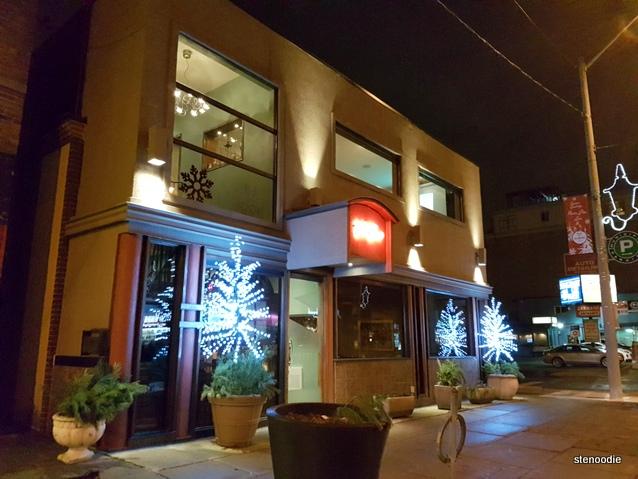 ViBo Restaurant storefront