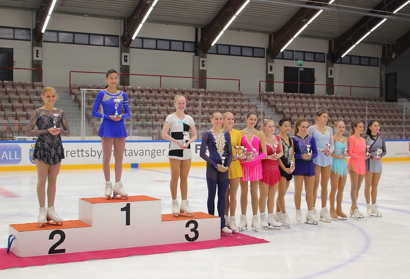 Premieutdeling junior
