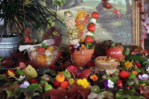 tapas-giardino dell'eden