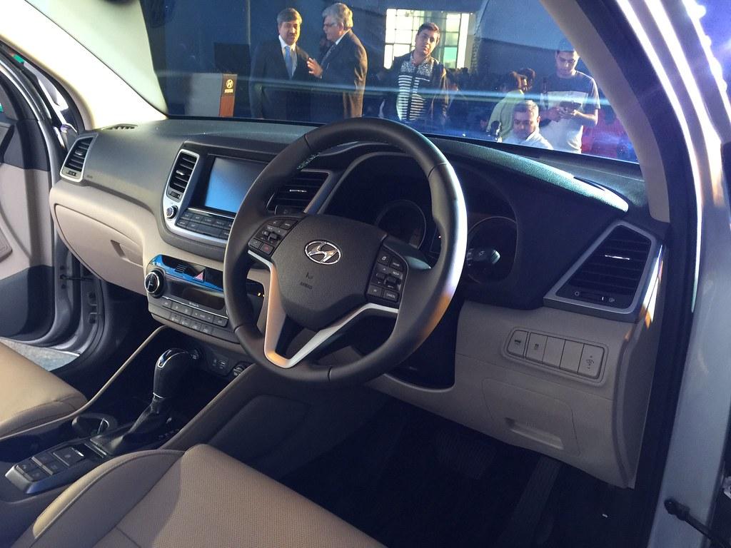 Hyundai Tucson National Launch