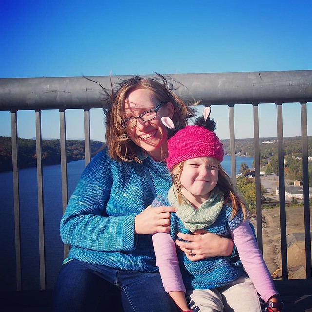 Me and my girl on the Walkway #latergram