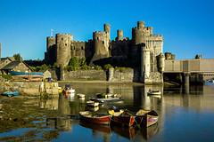 Kodak160Scan_Conwy Castle 2