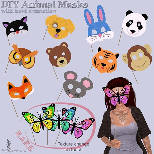 DIY Animal Masks