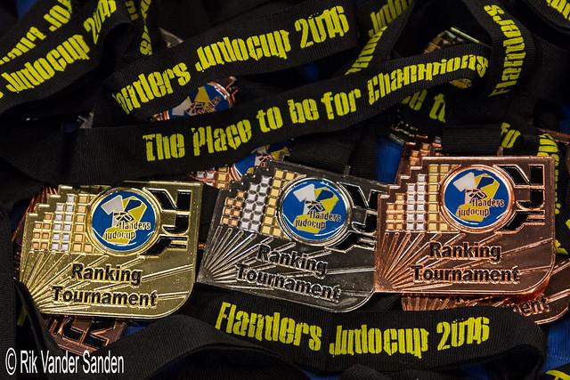 Flanders Judo Cup 2016 Lommel