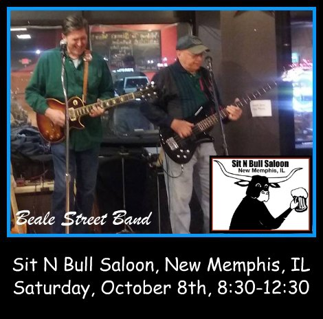 Beale Street Band 10-8-16