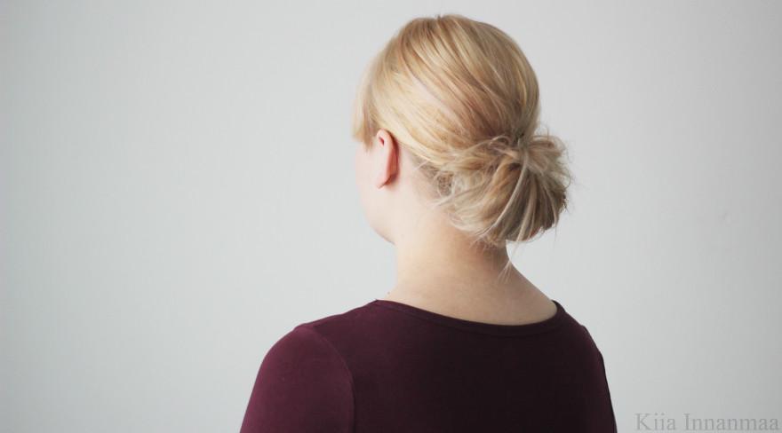 nuttura lyhyille hiuksille