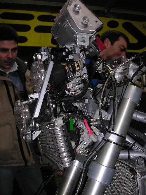 KTM 950 Rally Fabrizio Meoni