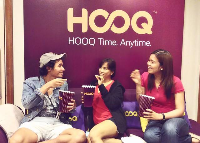 Super Girl Season Premier Hooq Duane Bacon Blogger Digital Lifestyle Mobile Streaming