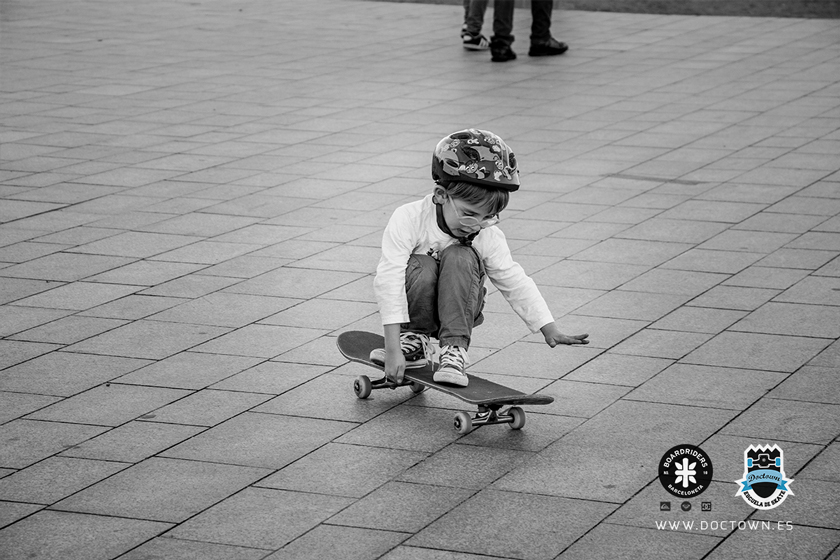 Clases de Skate Doctown Boardriders Barcelona 2016 11 03