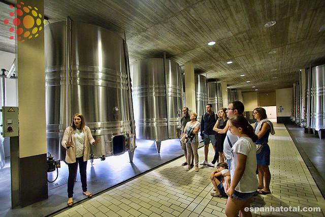 bodegas Ysios, La Rioja Alavesa
