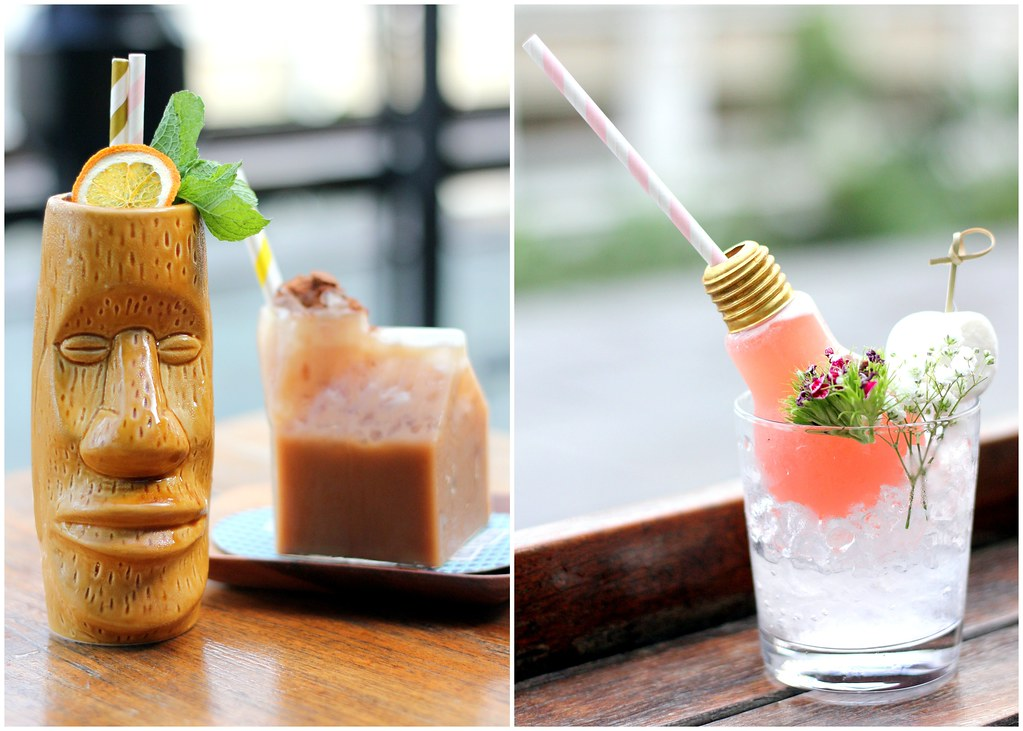 Loof: Local Favourites Asian Sensations Cocktails