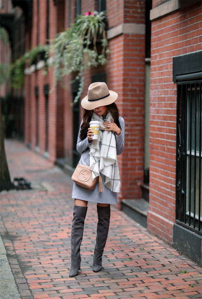 halogen nordstrom over the knee boots for petites