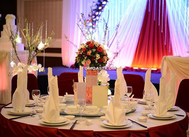 Cách hay để chọn nhà hàng tiệc cưới quận Tân Bình