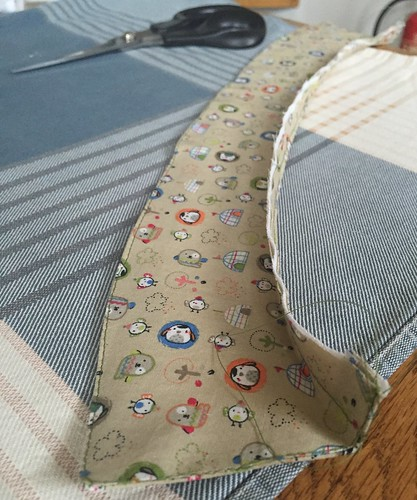 Sewing collar shirtmaking