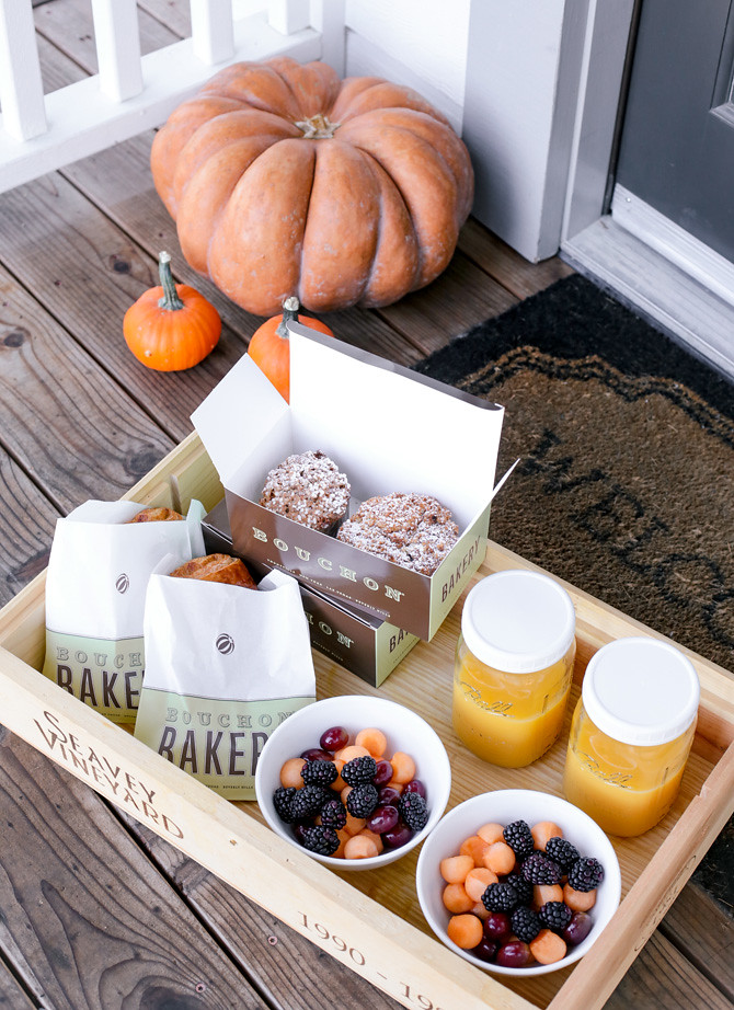 bouchon bakery yountville napa breakfast delivery