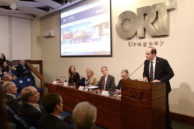 Inauguración del Centro de Estudios Australianos en la Universidad ORT Uruguay