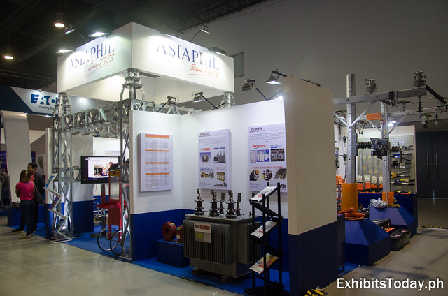 AsiaPhil Exhibit Stand