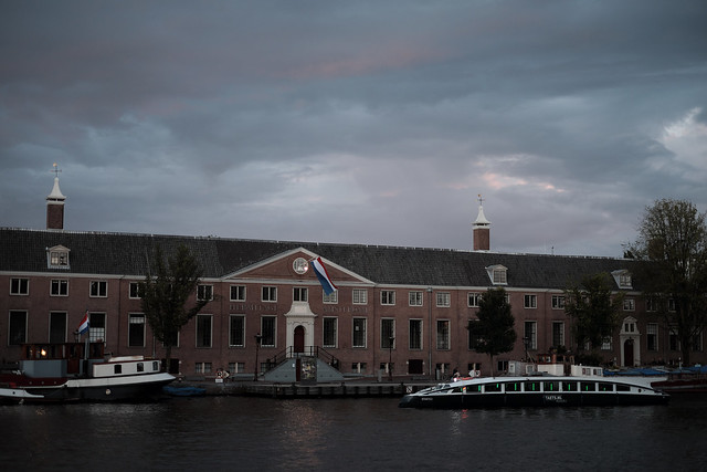summer evening in Amsterdam 3